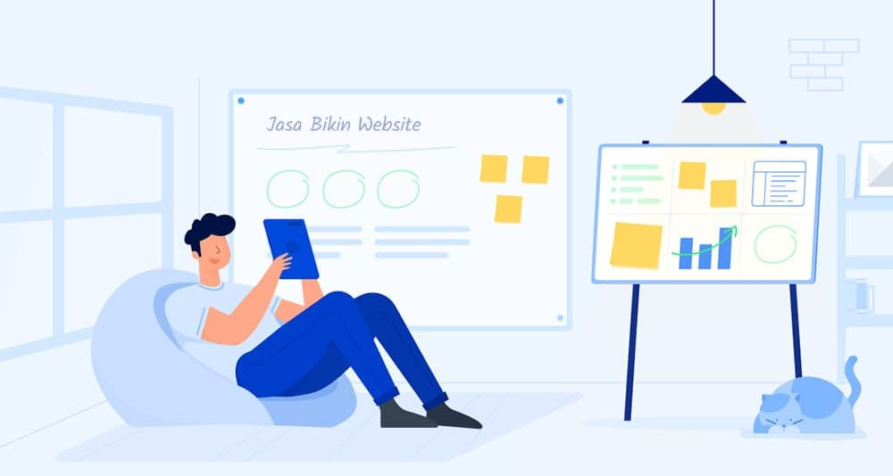 website sebagai media promosi online